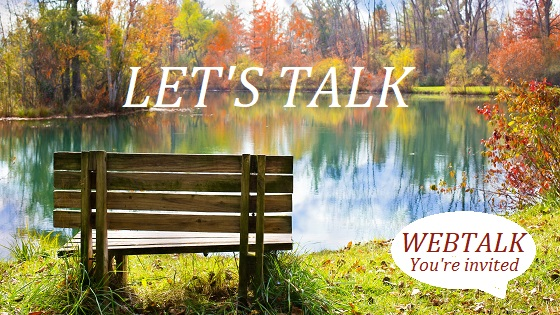 Webtalk is the talk of the town