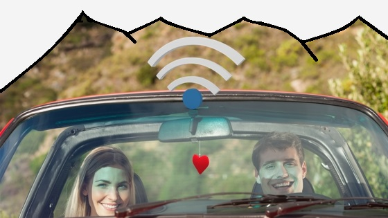 Can you get WiFi in your car