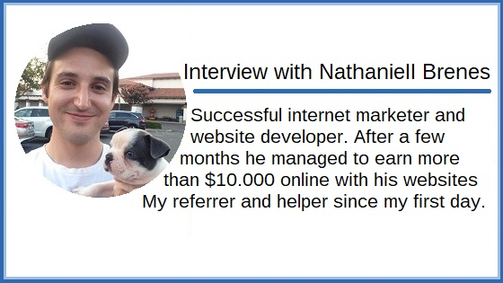 Interview with Nathaniell Brenes