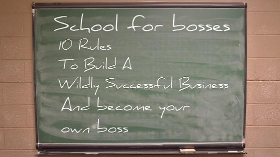 School for Bosses