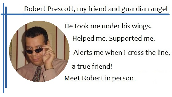 interview with Robert-Prescott
