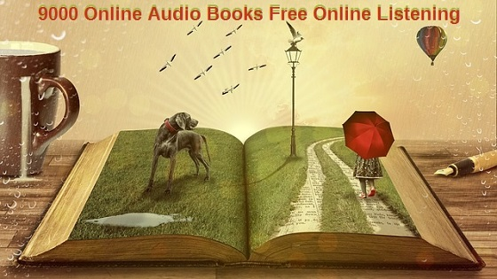 9000 online audio books free to listen