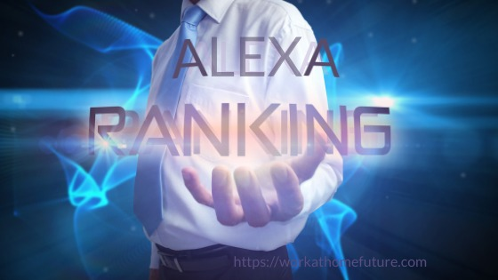 Alexa ranking list