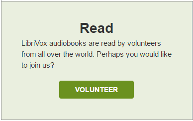 Librivox volunteer reading