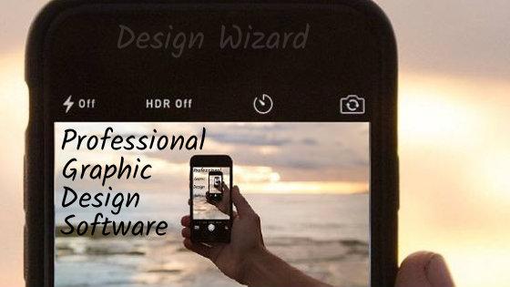 professional graphic design software