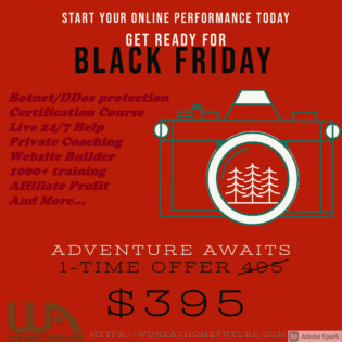 Amazing Black Friday Deal Discount